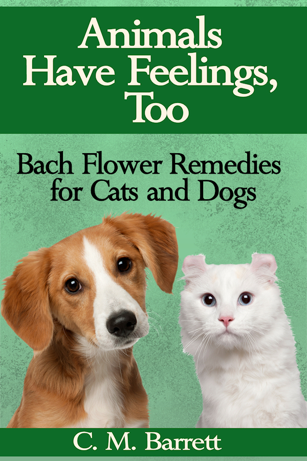 cats dogs bach flower remedies