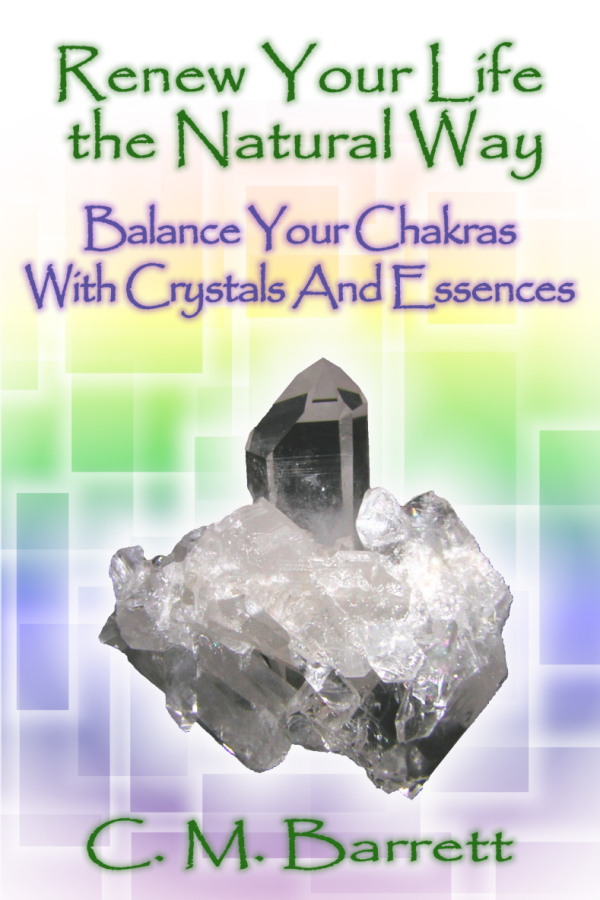renew chakras crystals essences